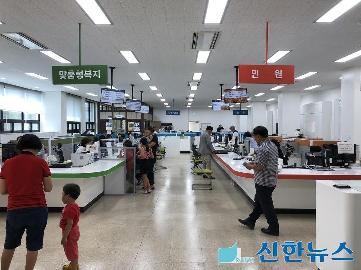용인시 포곡읍, '새 단장' 시민호응 커