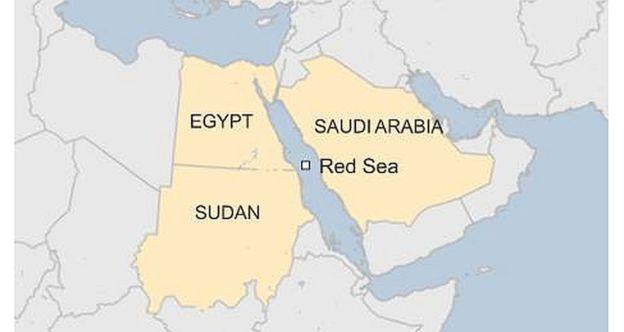 SAUDI ARABIA'S RED S..
