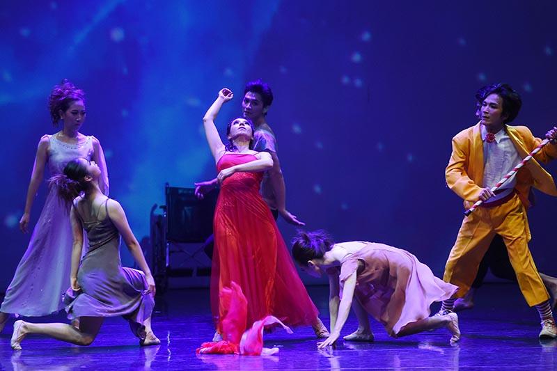 수원에 오면 아름다운 발레공연을 볼 수 있다