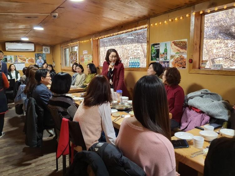 """은수미 성남시장, """"지역화폐 활성화를 위한 마.."""