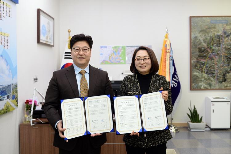 성남시-갈보리교회, 부설주차장 100면 공유 ..