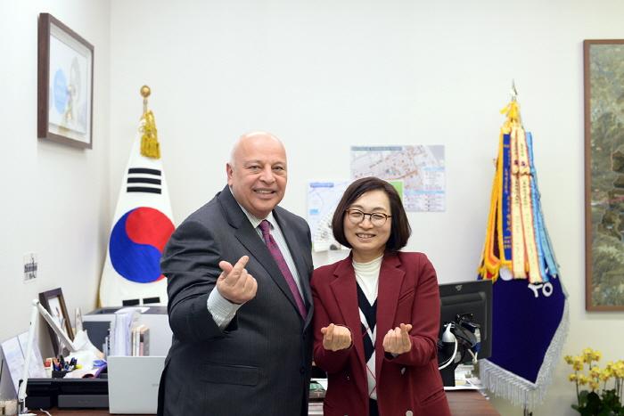 은수미 성남시장, 혁신 스마트도시로의 성장 위..