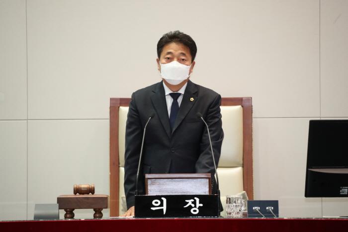 제254회 성남시의회 제1차 정례회 제1차 본..