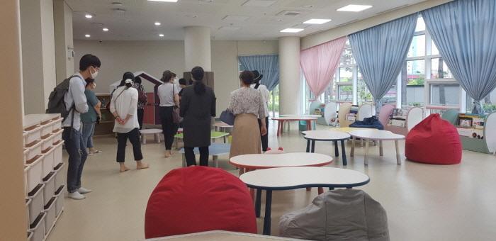 하남시 여성친화도시 시민참여단 미사도서관 모니터링 진행