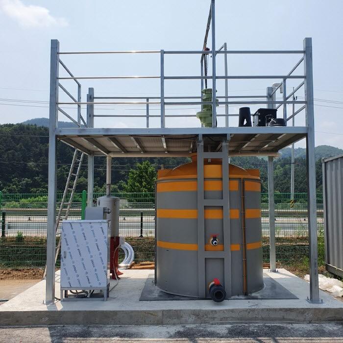 배스로 액체비료를? 경기도농기원 액체비료 제조플랜트 신기술, 전국 확산