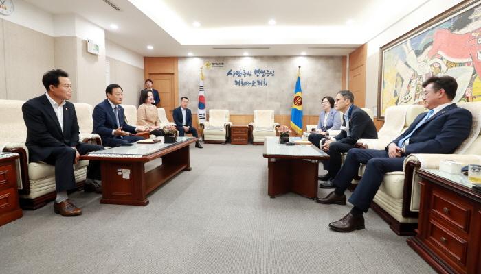 장현국 의장, 6일 박주민 의원 만나 '실질적 자치분권' 중요성 피력