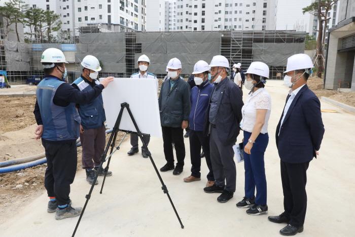 수원시의회 도시환경위원회, 주요시설 현장방문 실시
