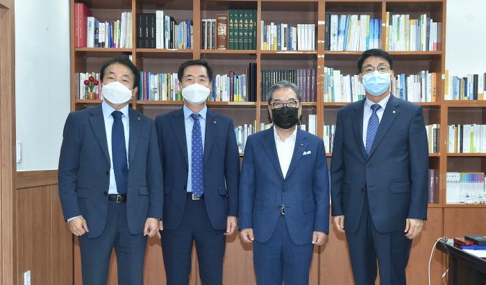 경기도교육청, 경기교총과 21일 교섭·협의 상견례