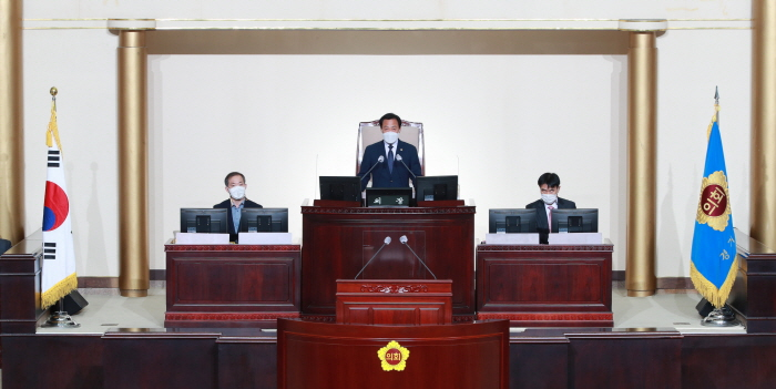 장현국 의장, 실질적 자치분권 실현위한 지방의..