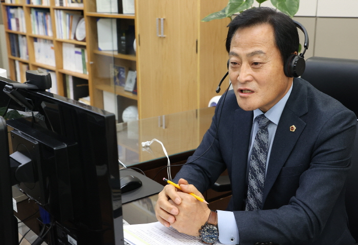 장현국 의장, 지방자치법 '시행령' 개정 시 ..