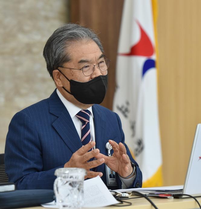 경기도교육감 민선4기 취임 3주년 기자회견