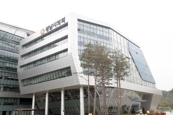 성남시의회, 조례안 6건 입법예고
