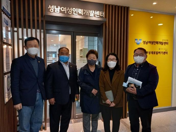 박창순 위원장, 치과위생관리원 양성과정 교육생 격려